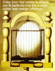 Real Estate Web Design - Woodstock Vermont