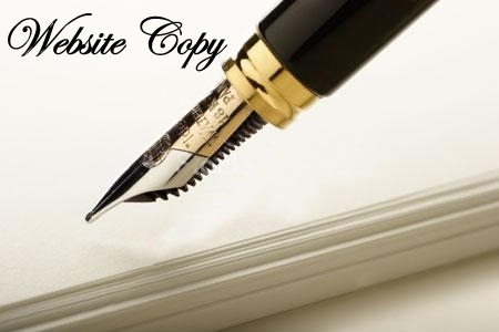 Website Copy Writing