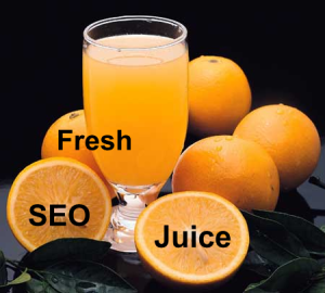 Fresh Content - SEO Juice