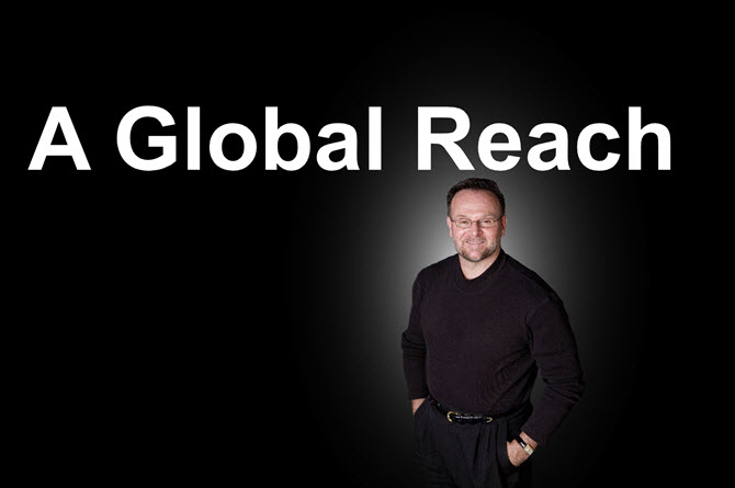 Gary Horsman - A Global Reach