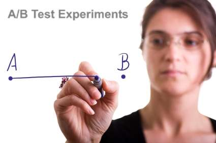 AB Test Experiment