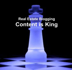 Content Marketing - Real Estate Blog