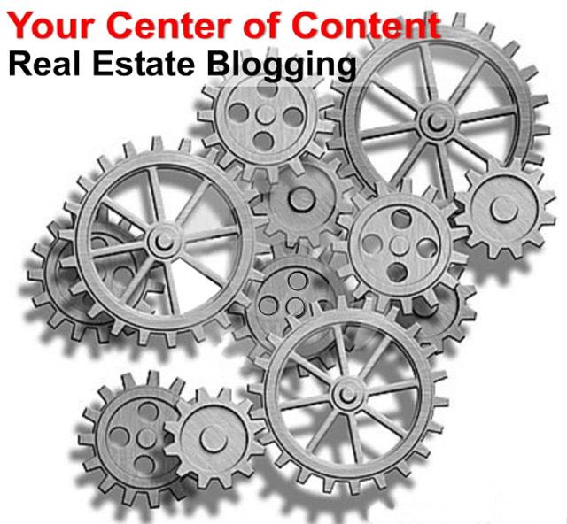 Real Estate Blogging - Real Estate Center of Content
