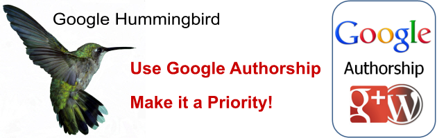 Google Hummingbird and SEO - Use Google Authorship