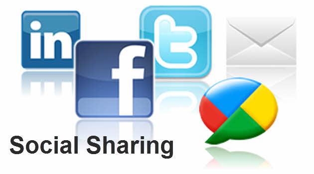 SEO in 2014 - Social Sharing