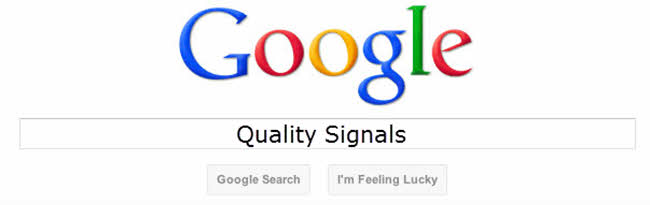 SEO Quality Signals