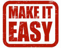 Blog Leverage - Make It Easy