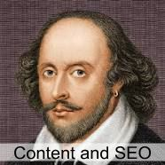 Shakespeare and SEO