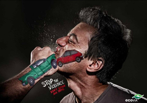 Advertising with Impact - Drinking and Driving