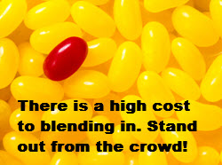 Online Marketing - Be Different