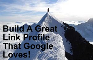 Build A Powerful Link Profile