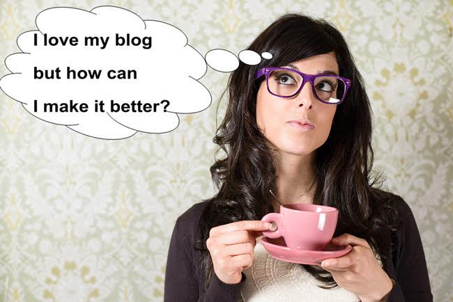 Blog Improvements