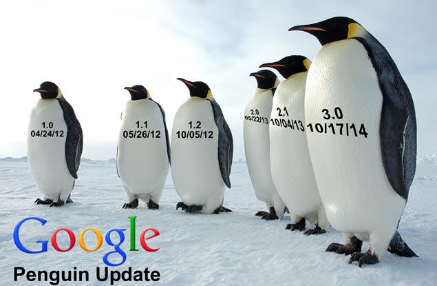 Penguin 3.0 - Update - December 2014