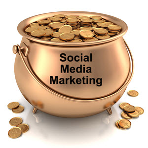 Social Media Marketing - Go for the Gold!