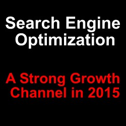 Organic Search - Strong Growth