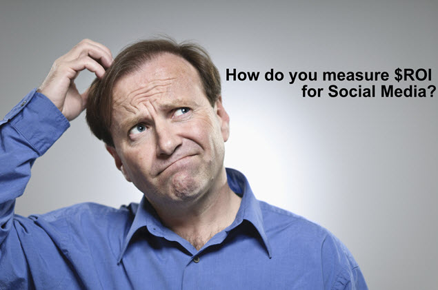 Measuring ROI for Social Media Marketing