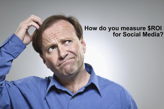 Measuring ROI for Social Media Marketing