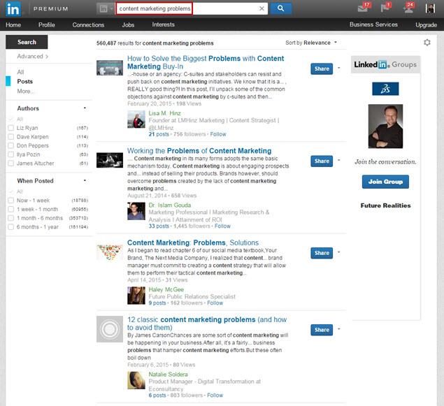 LinkedIn and Public Speaking