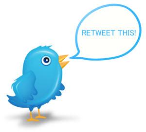 Twitter-Tips - The Retweet