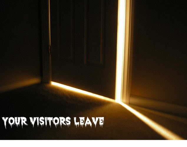 Five SEO Solutions - Your visitors leave if they don't like your content!