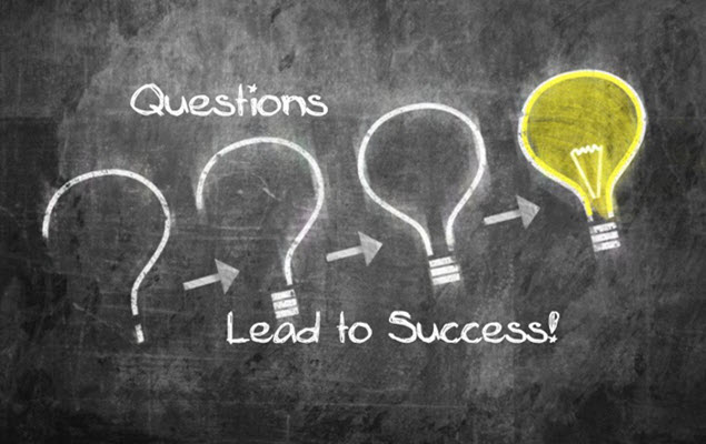 Project Management - Questions Lead To Success