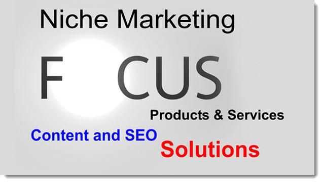 Niche Marketing - Focused Marketing