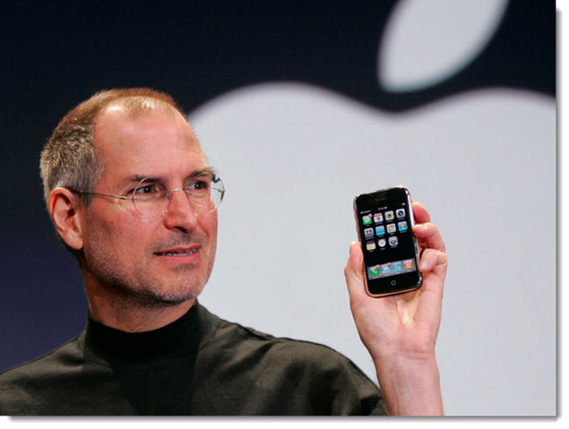 Steve Jobs - A Masterful Storyteller Who Explained the Benefits in His Stories
