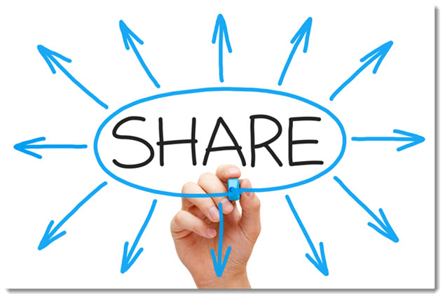 Content Marketing Sharing