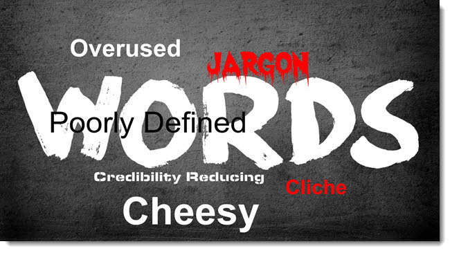 Copywriting and Words - Choose Your Words with Care