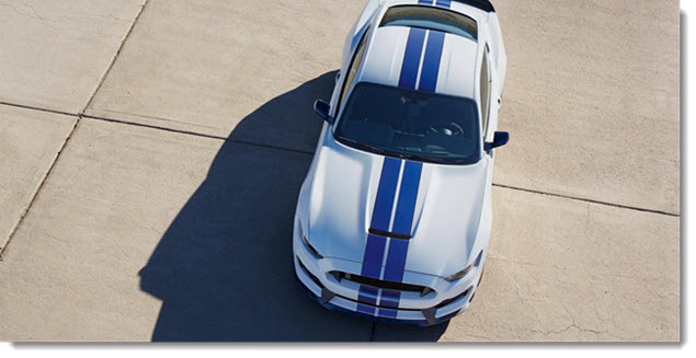 Blog Copywriting - If you only talked specs then the Mustang GT350 might be boring talk benefits and feelings.