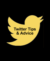 Twitter Tips and Advice