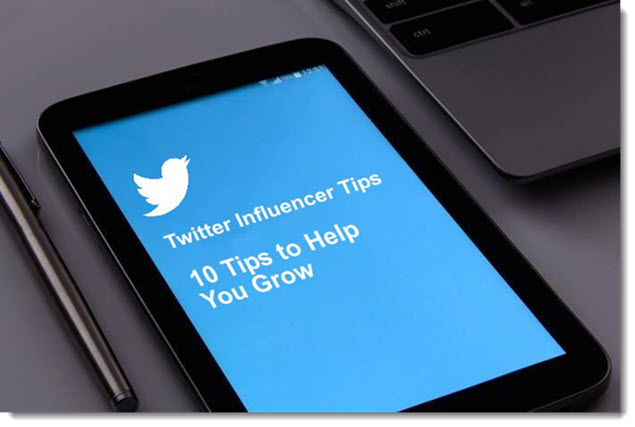 Increase Your Influence on Twitter - Grow Your Influence on Twitter