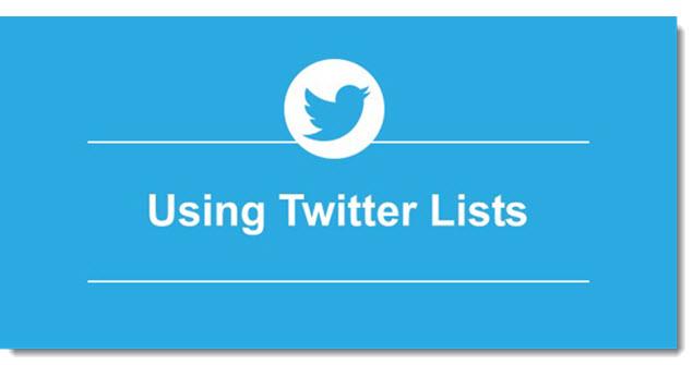 Using Twitter Lists